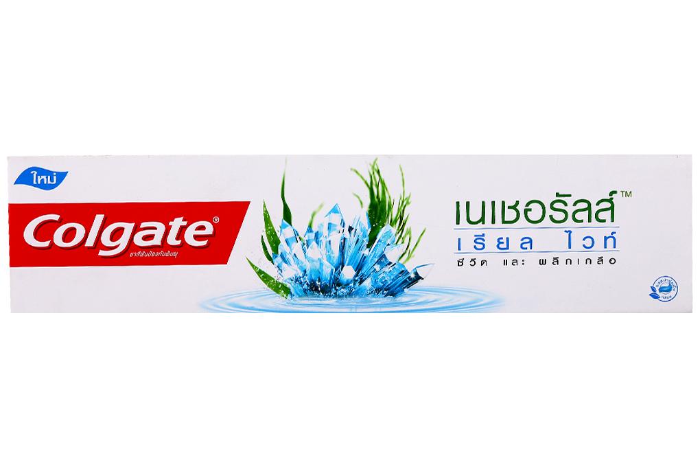 Kem đánh răng Colgate Natural Seaweed hộp 180g