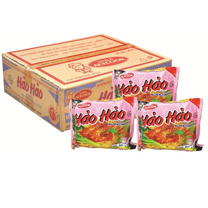 Mì Hảo Hảo tôm chua cay gói 75g