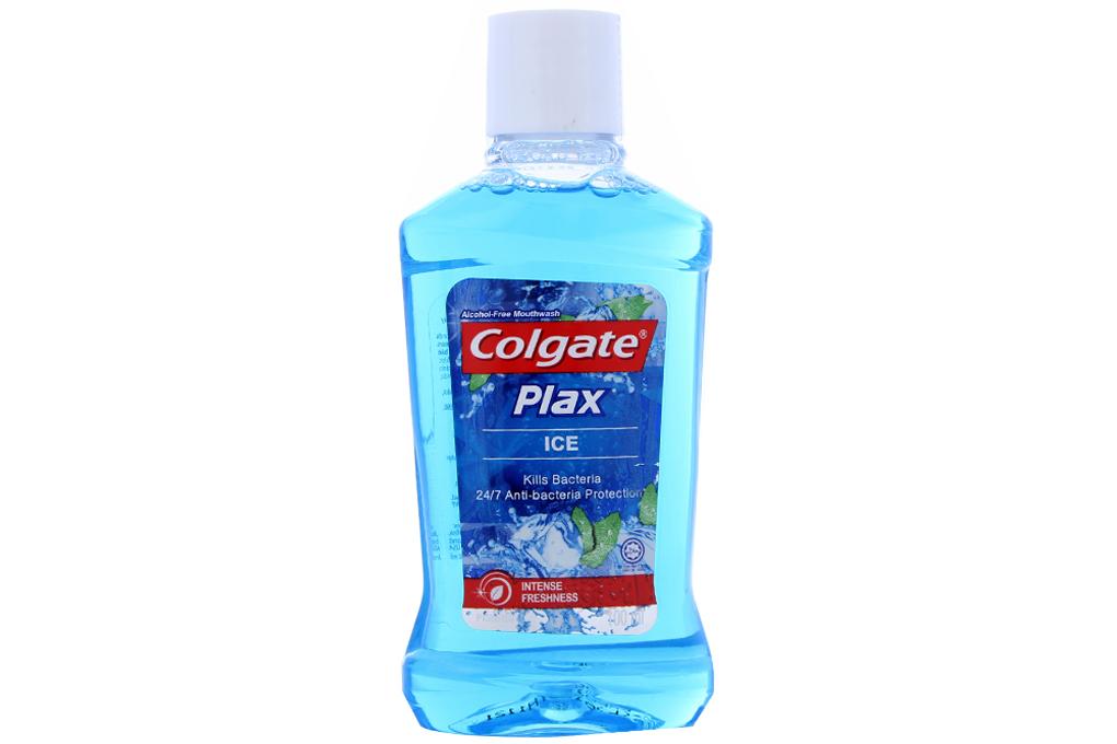 Nước súc miệng Colgate Plax Ice 100ml