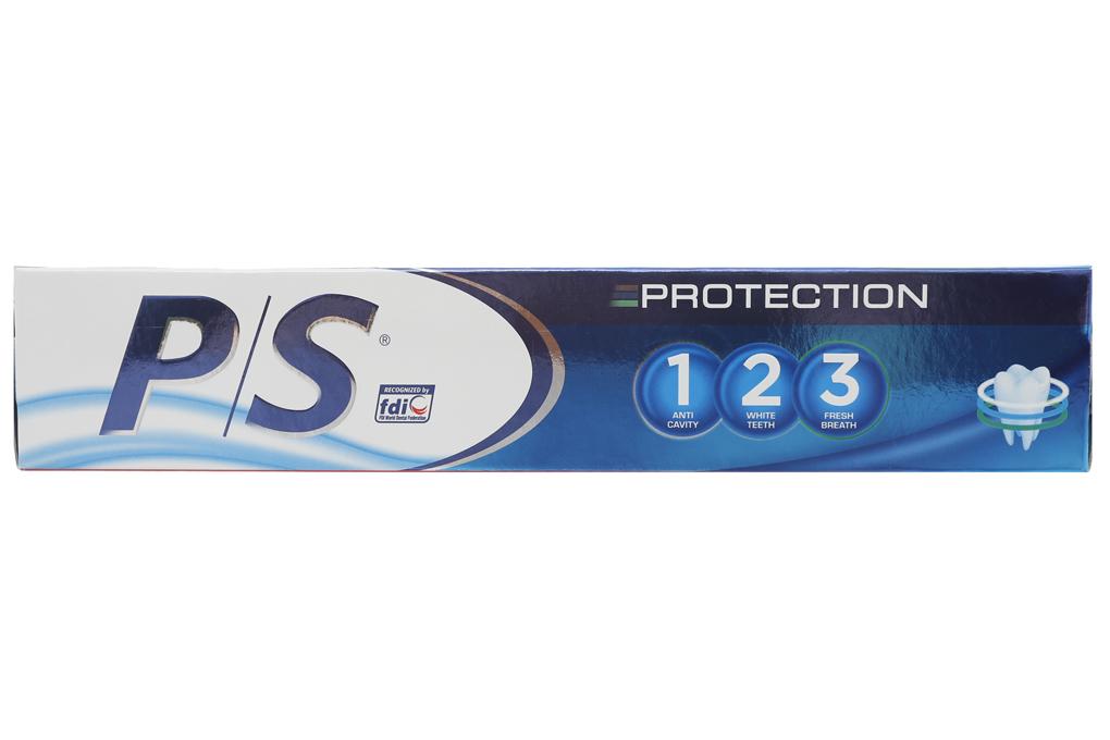 Kem Đánh Răng P/S Bộ Đôi Bảo Vệ 123 (2x200g)