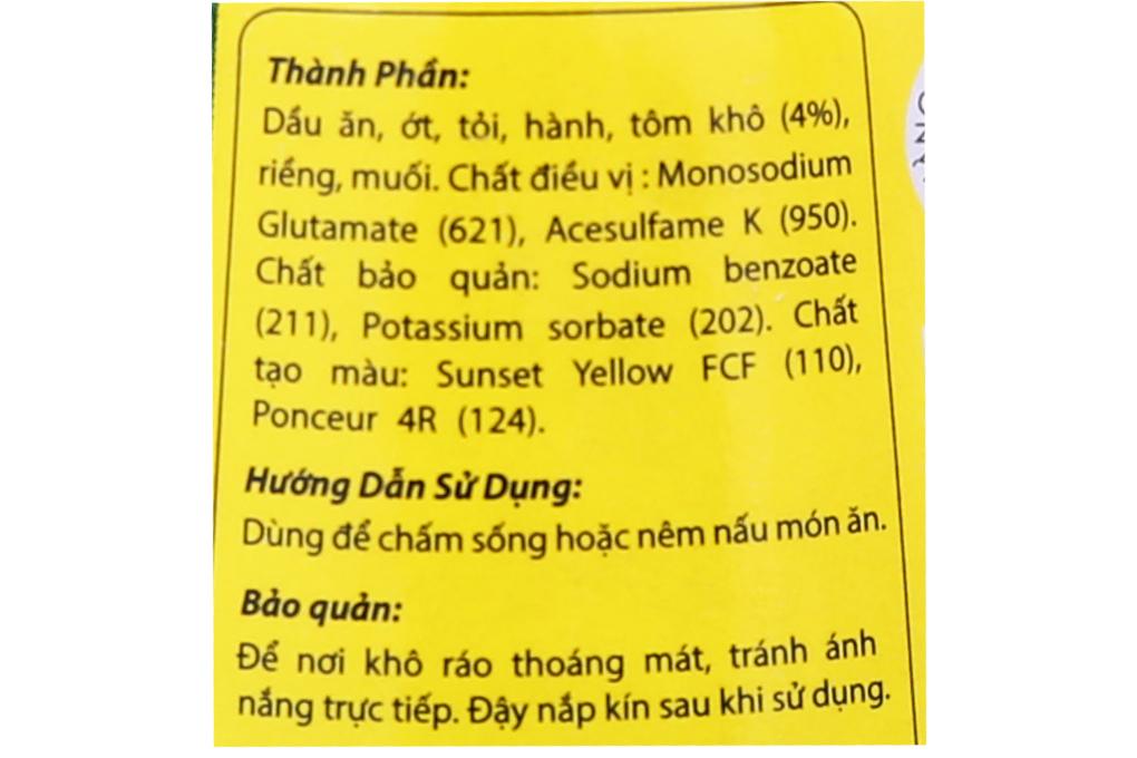 Sa tế tôm Thuận Phát lọ 85g