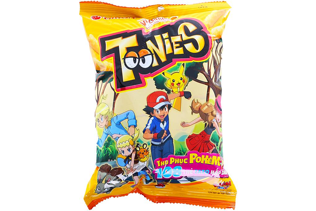 Snack TooNies vị gà BBQ 38g