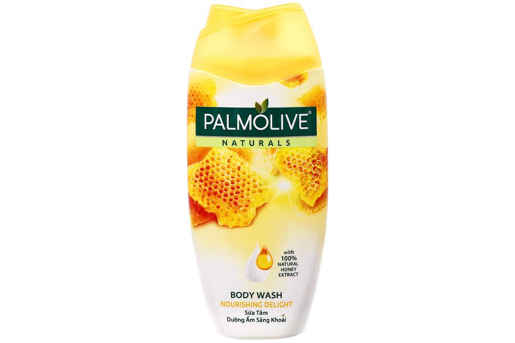 Sữa tắm Palmolive Mật Ong và Sữa 200ml