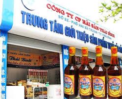 Nước mắm Thái Bình chai 500ml