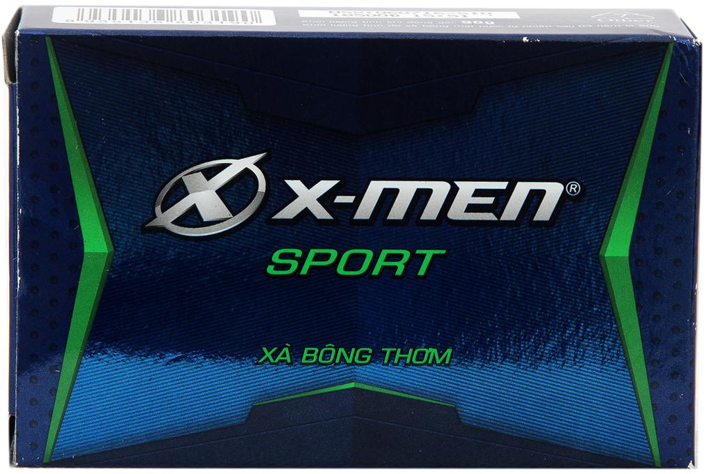 Xà bông cục X-Men Sport new 90g