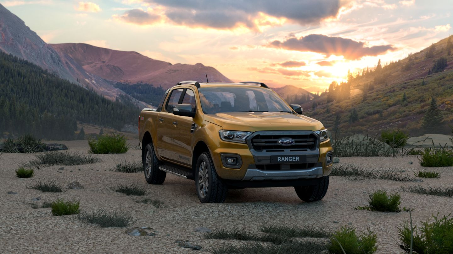 Ford Ranger Wildtrak 2.0L - 4x4 AT