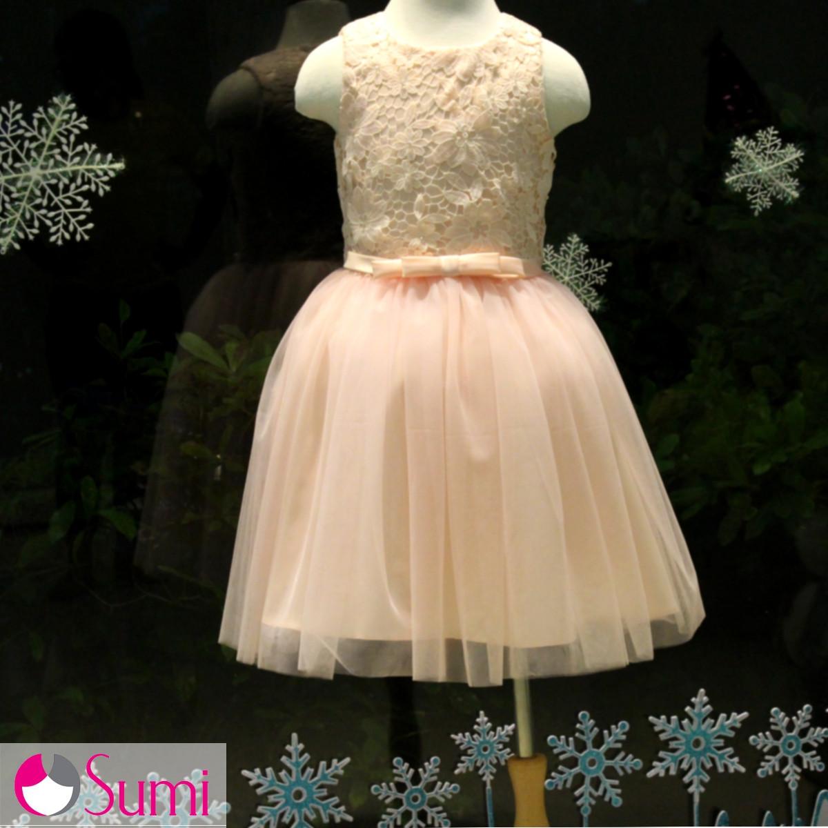Đầm công chúa Hoa Mai
