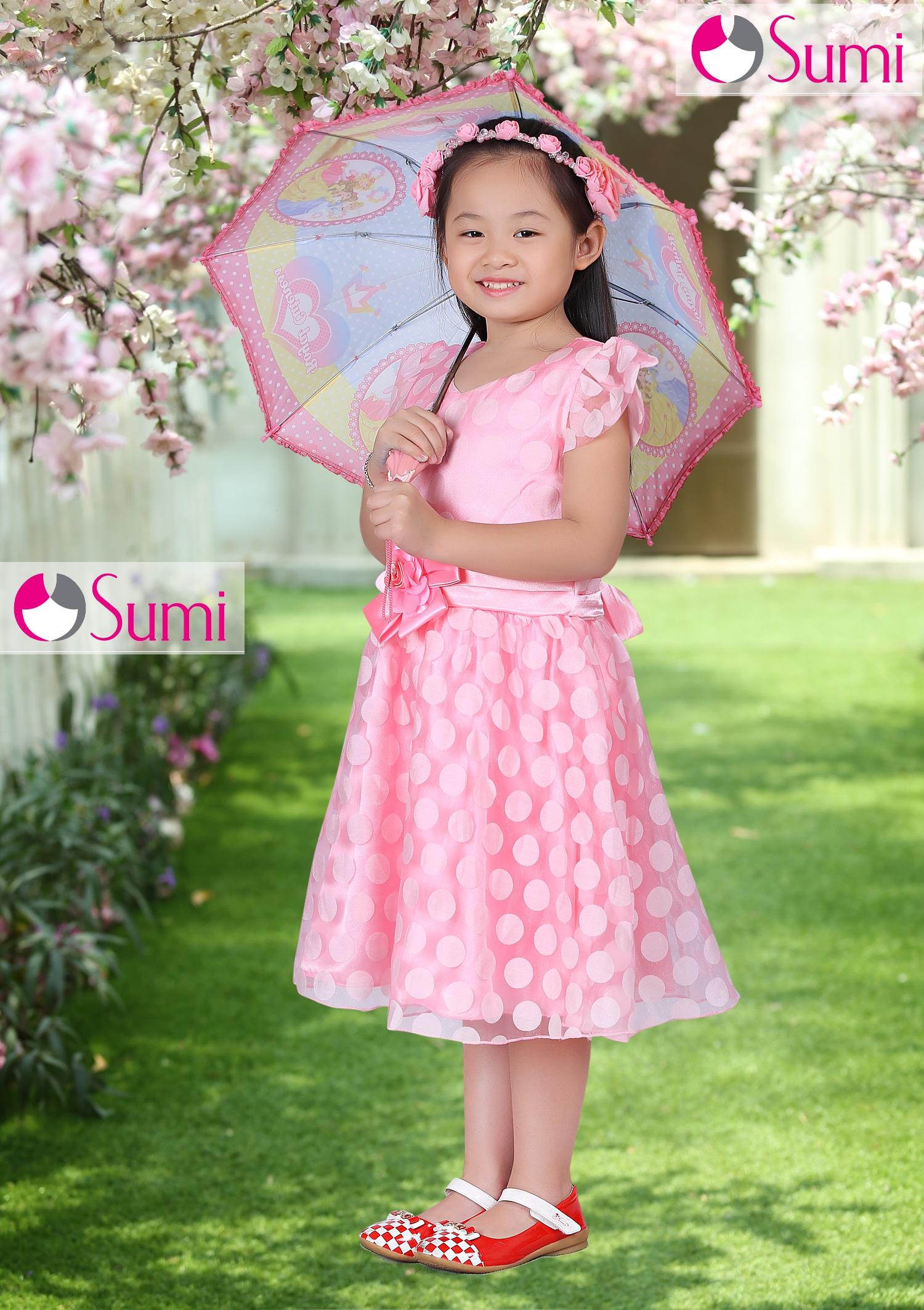 Đầm công chúa SUMI dự tiệc đáng yêu