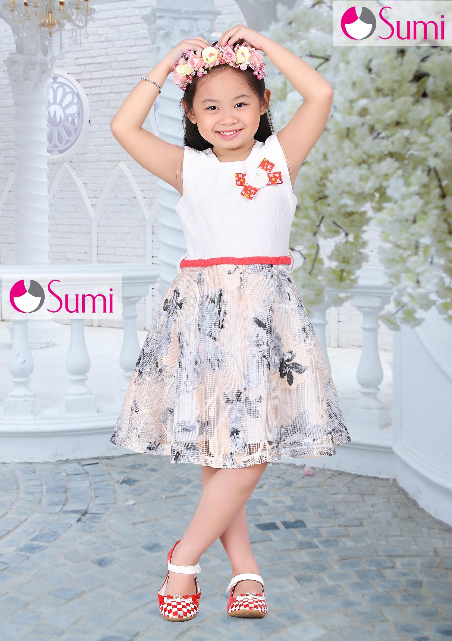 Đầm dạo phố SUMI xinh xắn