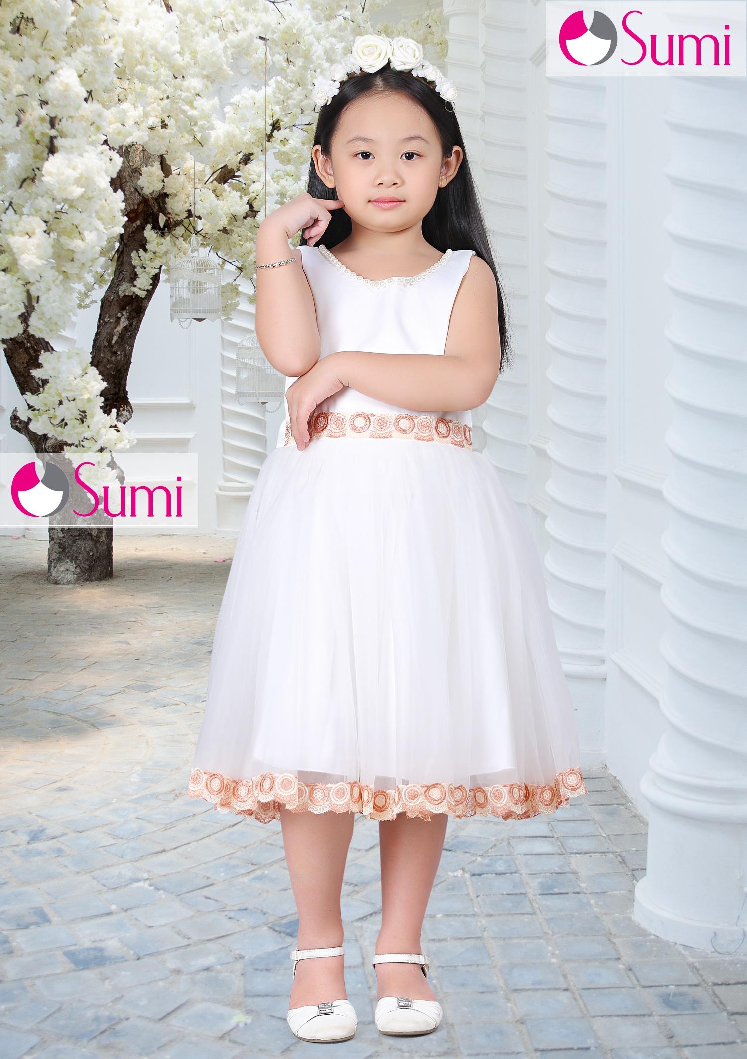 Đầm công chúa SUMI hoàng gia sang trọng