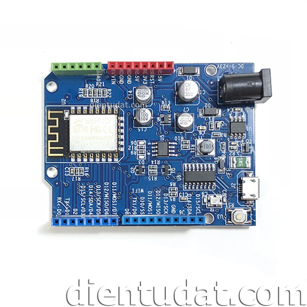 HTC-TECH Module HTC Wifi D1 ESP8266