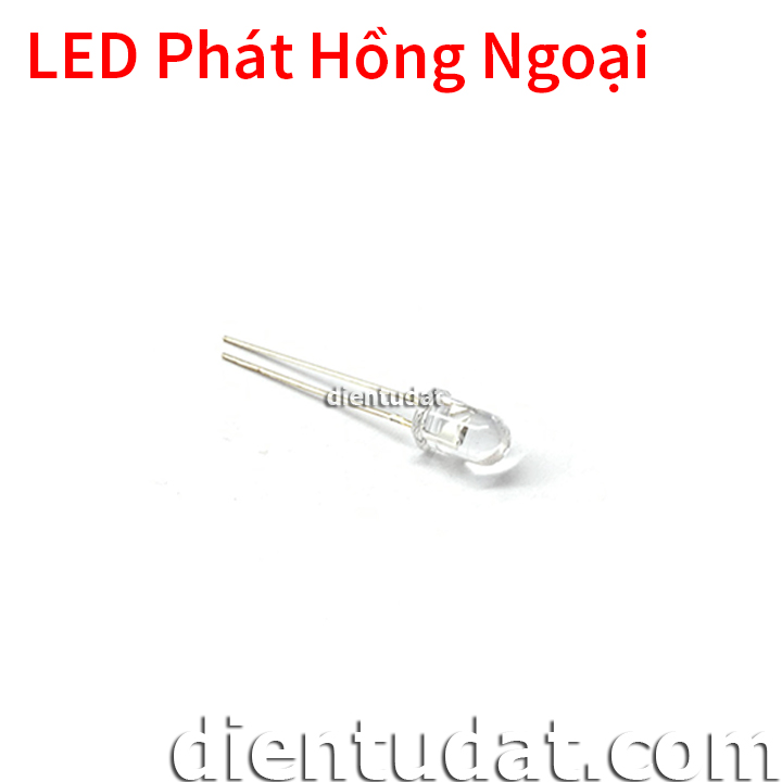 LED Phát Hồng Ngoại IR204C/H16/L10