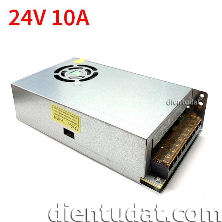 Nguồn Tổ Ong 24V 10A