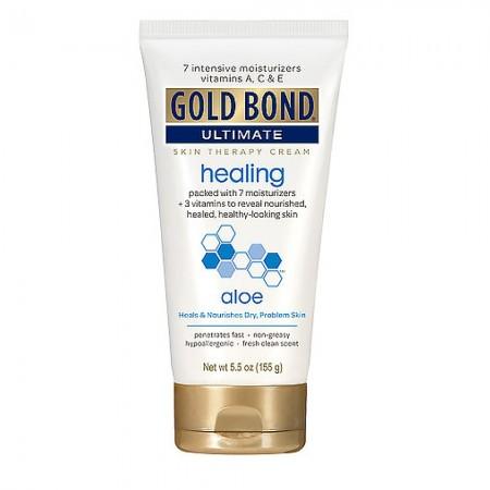 Kem trị liệu da khô Gold Bond Ultimate 5.5oz 155g