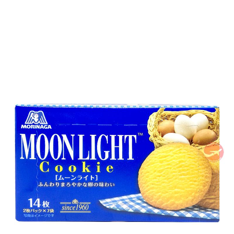 Bánh dinh dưỡng cho bà bầu Morinaga Moonlight Cookie