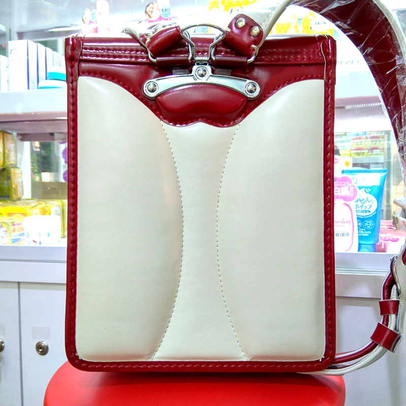Cặp chống gù lưng nữ màu đỏ - CGĐ0018