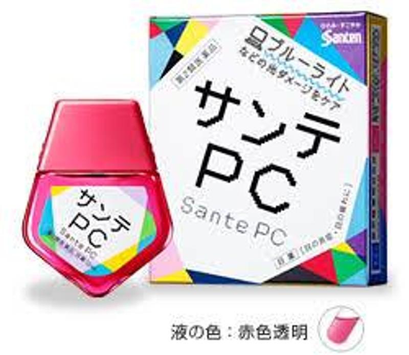 Thuốc nhỏ mắt chống ánh sáng xanh SANTEN PC Nhật Bản