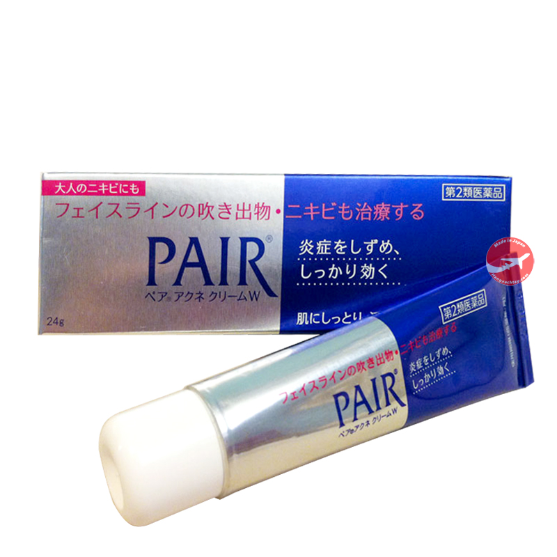 Kem trị mụn Pair Nhật Bản Acne Cream 24g