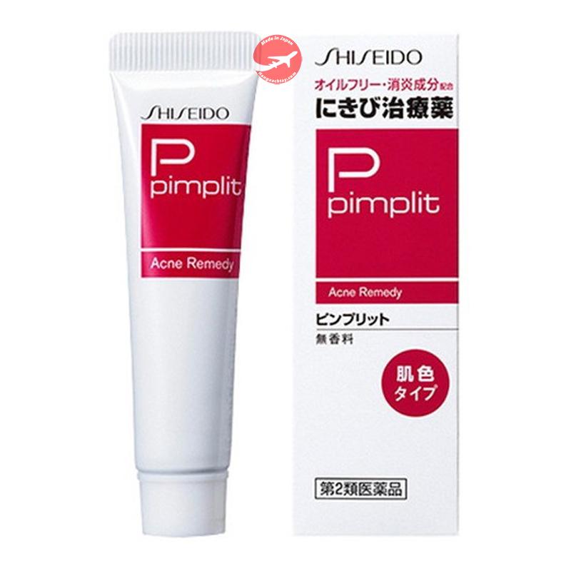 Kem trị mụn Shiseido Pimplit
