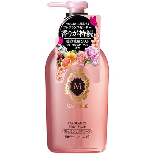 Sữa tắm Macherie Shiseido Nhật Bản 450ml