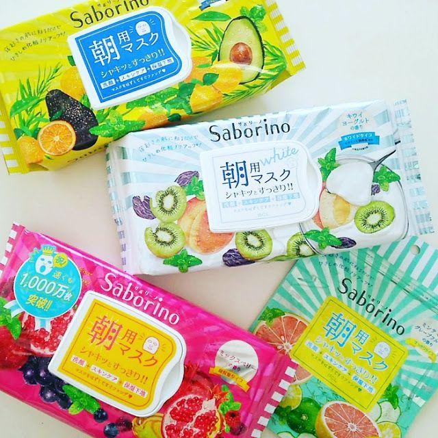 Mặt nạ giấy BCL Saborino Morning 100% cotton Nhật Bản 32 miếng