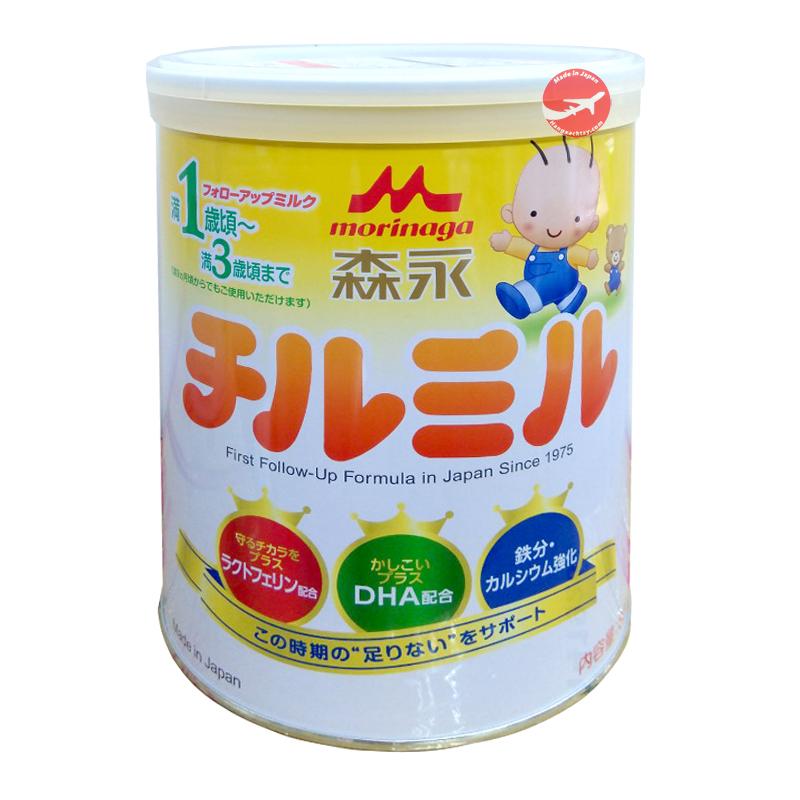 Sữa bột Morinaga số 9 - 820g (1-3 tuổi)