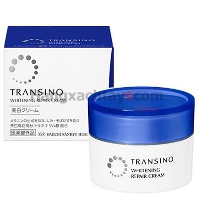 Kem trị nám, tàn nhang Transino  Whitening Essence EX  30g