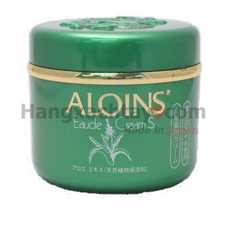 Kem dưỡng trắng da Nhật Bản Aloins Eaude Cream S 185g