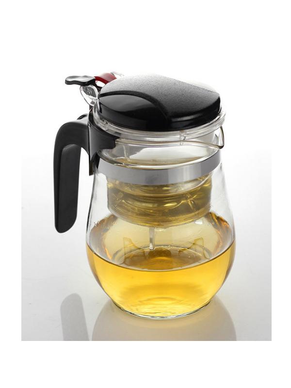 Ấm pha trà thủy tinh Zeno ATT23