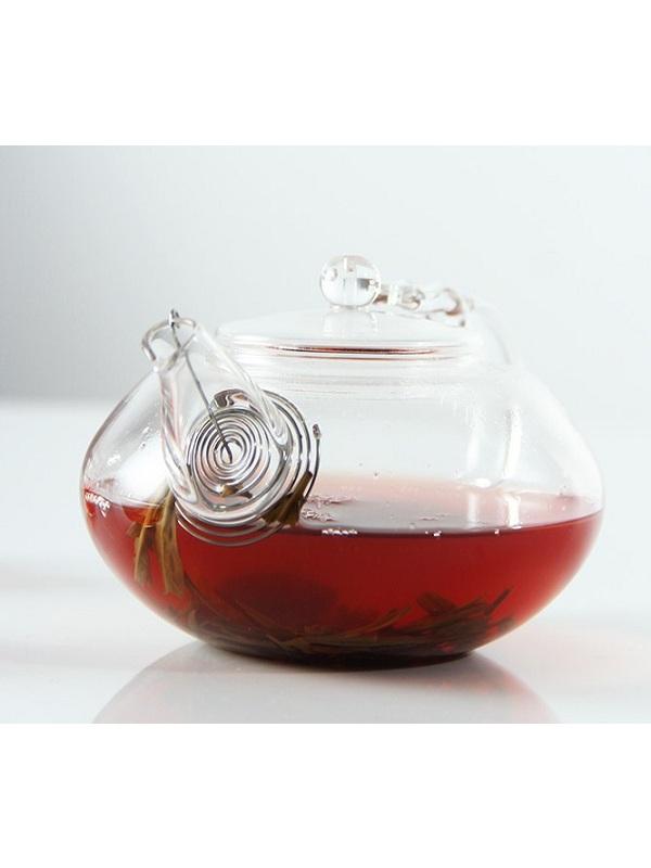 Ấm trà thủy tinh ZENO ATT17 - 450ml