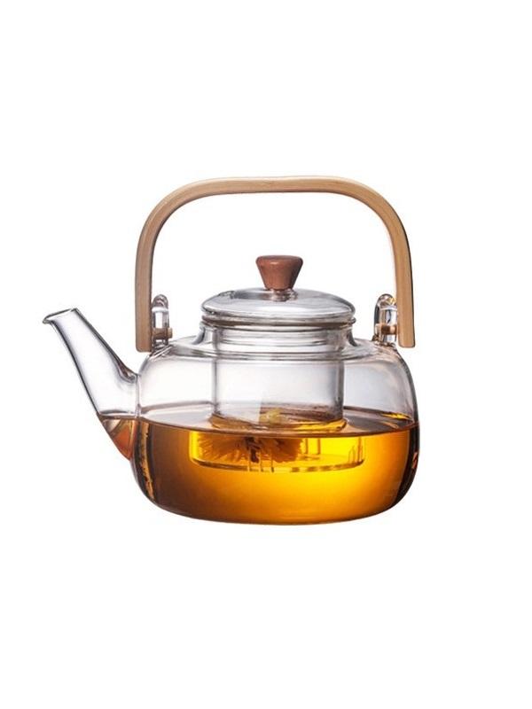 Ấm trà thủy tinh Zeno ATT01 1000ml