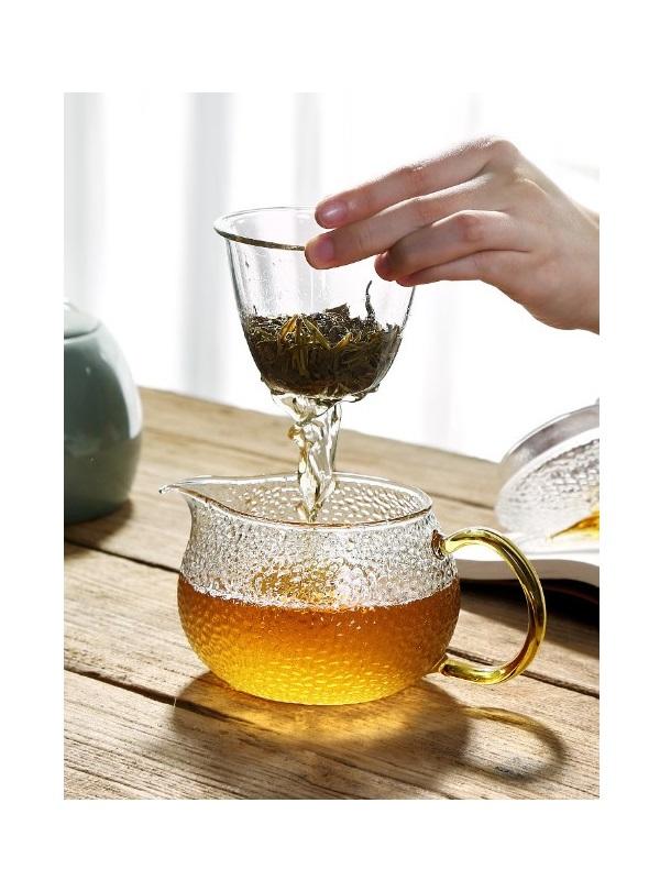 Ấm trà thủy tinh Zeno ATT02 550ML