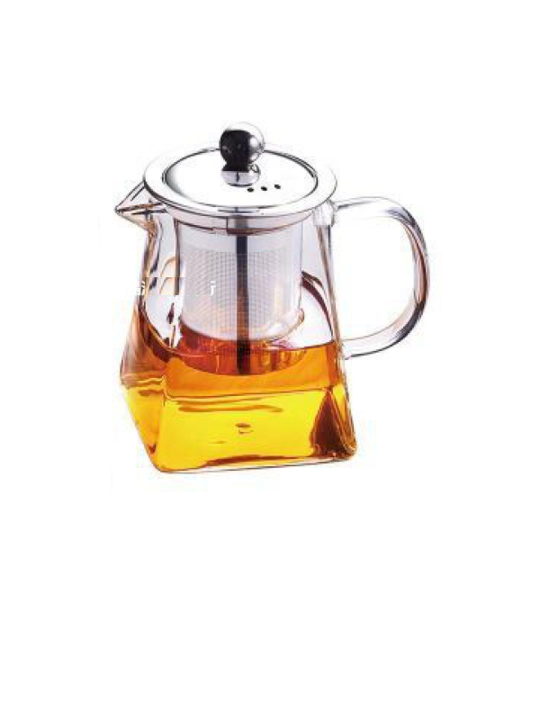 Ấm trà thủy tinh Zeno ATT04 550ML