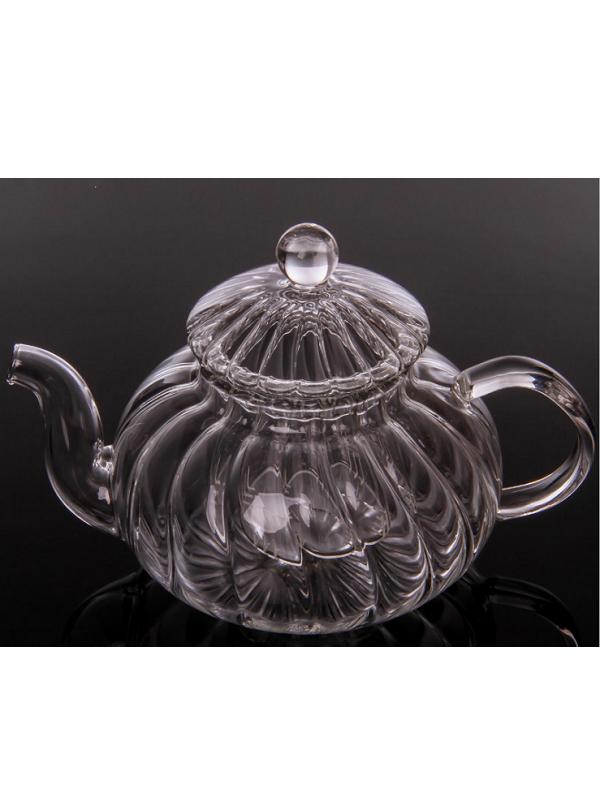 Bộ ấm trà thủy tinh Zeno SET20