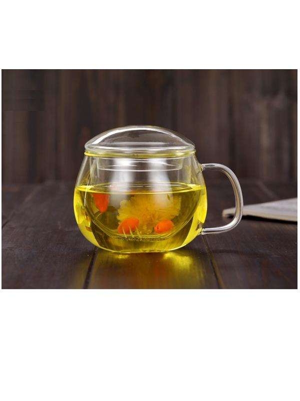 Cốc pha trà thủy tinh ZENO CLL02