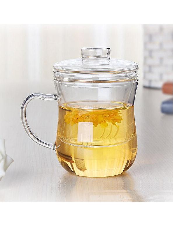 Cốc pha trà thủy tinh Zeno CLL01