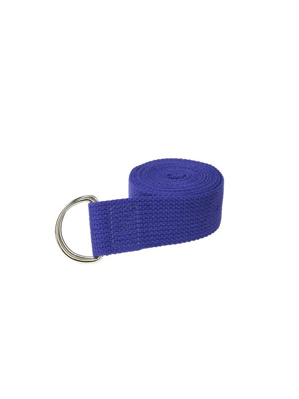 dây đai hỗ trợ tập yoga (xanh đậm)