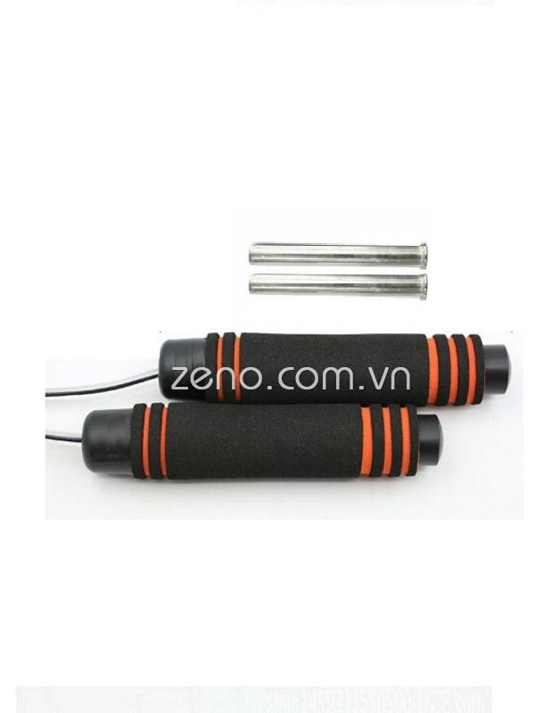 dây nhảy thể lực có tạ cao cấp Zeno ZD-03