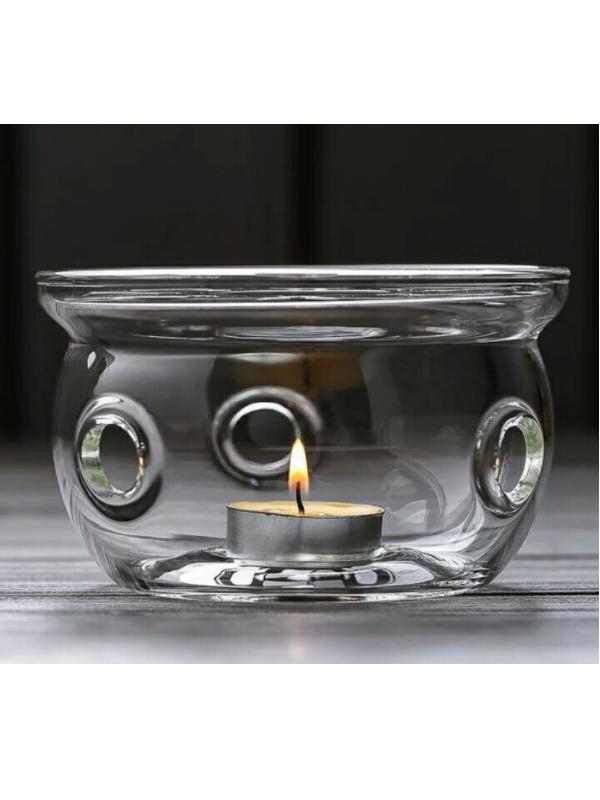 Bộ ấm chén thủy tinh ZENO SET50
