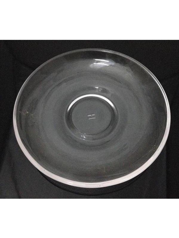 Đĩa lót chén thủy tinh DL01
