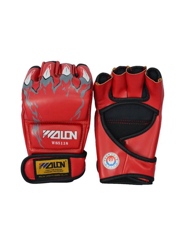 găng tay đấm cát  / MMA Wolon (đỏ)