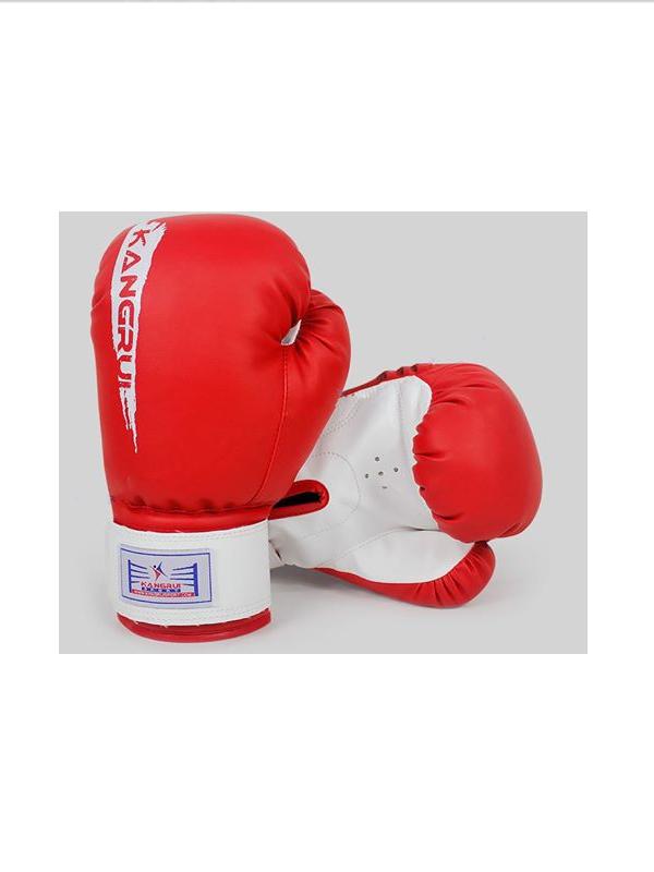găng tay đấm boxing Kangrui (đỏ)
