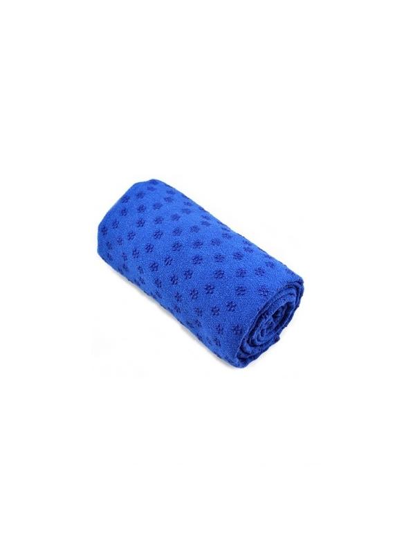 khăn trải thảm yoga (xanh đậm)