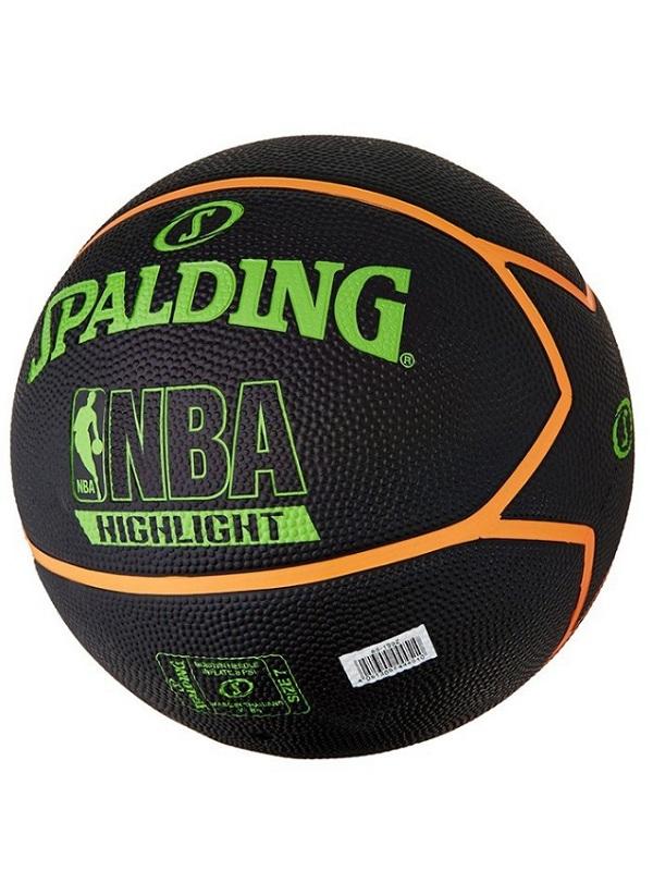 QUẢ BÓNG RỔ SPALDING NBA HIGHLIGHT (NEW)