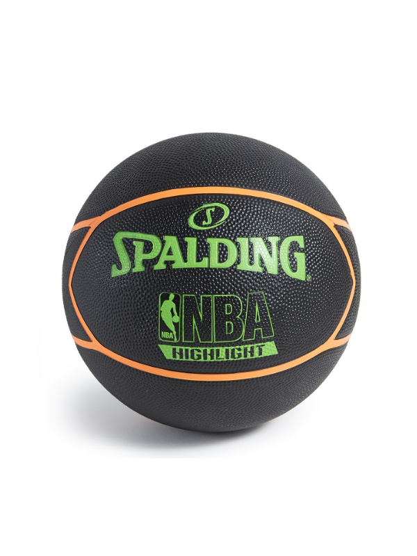 QUẢ BÓNG RỔ SPALDING NBA HIGHLIGHT (NEW)