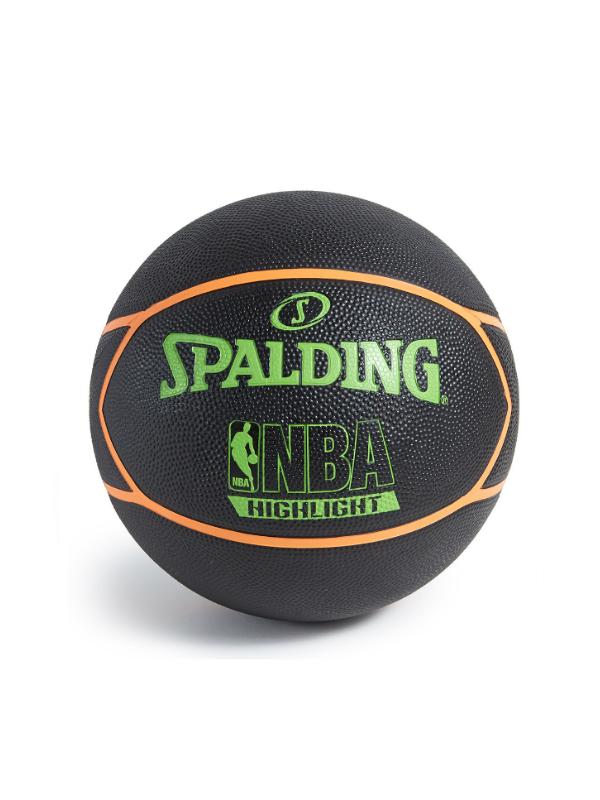 Quả bóng rổ Spalding NBA High Light