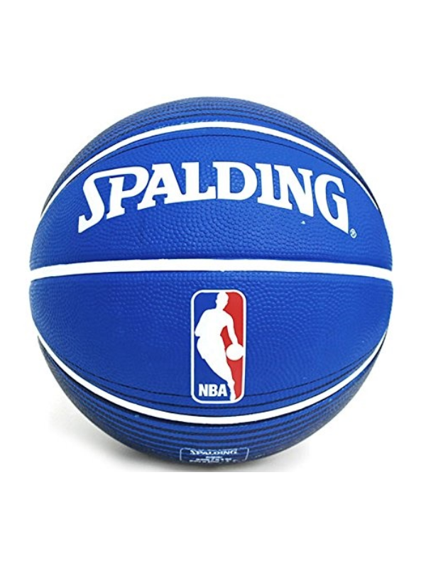 QUẢ BÓNG RỔ NBA BLUE LOGOMAN 7 (73-233Z)