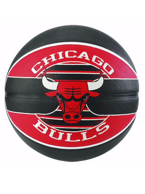 QUẢ BÓNG RỔ SPALDING CHICAGO BULLS (MÃ SỐ: 73643)