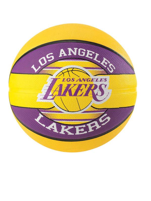 QUẢ BÓNG RỔ SPALDING LOS ANGELES LAKERS (MÃ SỐ: 73-943Z)