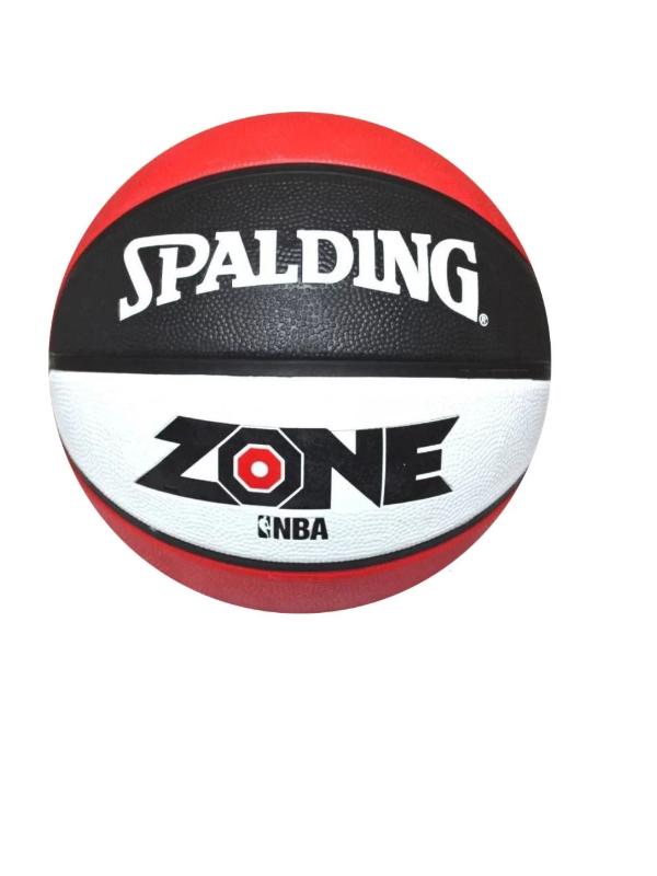 QUẢ BÓNG RỔ NHIỀU MÀU SPALDING NBA ZONE COLOR (MÃ SỐ: 73-926Z)